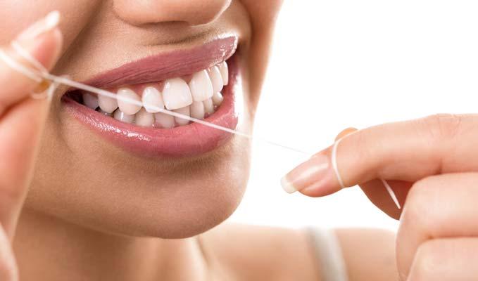 Blöder vid tandborstning